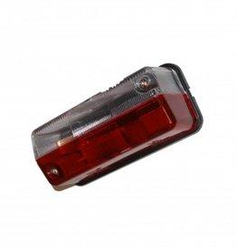 Line 1 Red White Trailer Side Marker Lamp