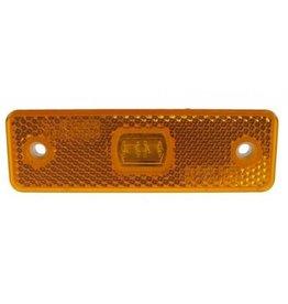 Maypole 12-24V Amber LED Trailer Marker and Reflector