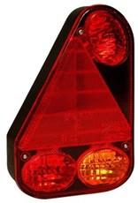 Aspock Aspock Ear point 3 Left Side Trailer Light Unit | Fieldfare Trailer Centre