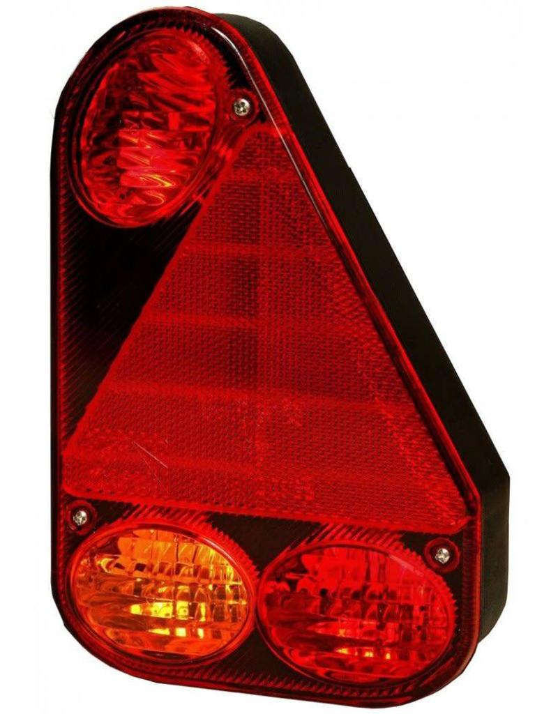 Aspock Aspock Ear point 3 Right Side Trailer Light Unit | Fieldfare Trailer Centre