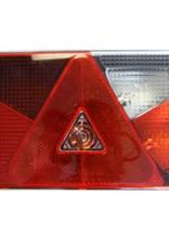 Aspock Aspock Multipoint 5 Right Hand Side Trailer Light Lens   Fieldfare Trailer Centre