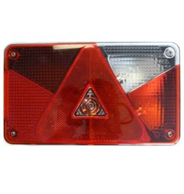 Aspock Aspock Multipoint 5 Right Hand Side Trailer Light Lens