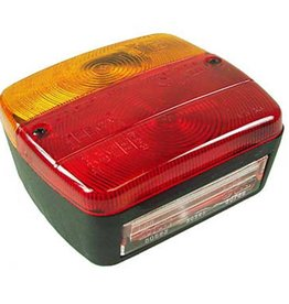Line 1 Trailer Lamp to Fit DAXARA 107/127 Trailer