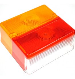 Britax 9088 Square Trailer Light Lens
