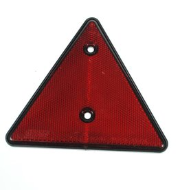 Line 1 Red Triangle Reflector