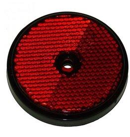 Maypole RADEX Round Red Trailer Reflector 60mm Diameter