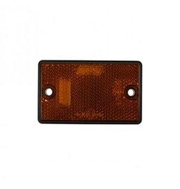Maypole Side Amber Reflector 75 x 46mm