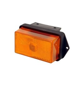 Rubbolite/Trucklite TRUCKLITE 12V Amber Side Marker Lamp
