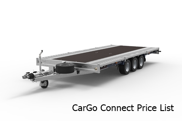 CarGo Connect Price List