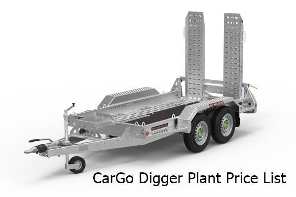 CarGo Digger Plant Price List
