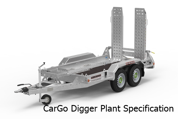 CarGo Digger Plant Specification