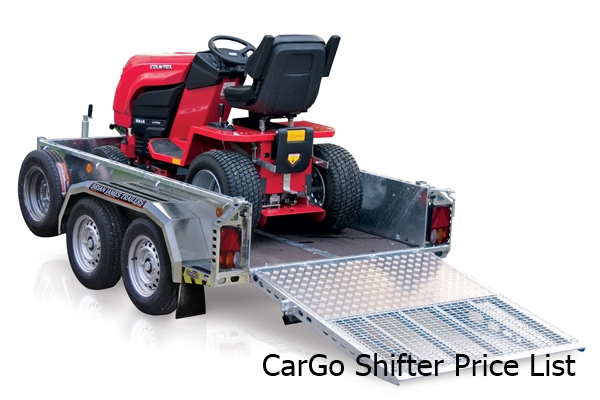CarGo Shifter Price List