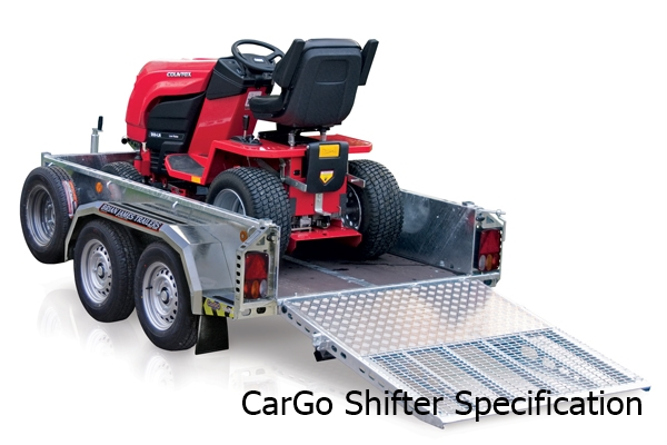 CarGo Shifter Specification