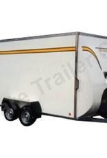 Batesons Bateson 470V Twin Axle 3.6m x 1.8m Box Van Trailer | Fieldfare Trailer Centre