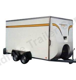 Batesons Bateson 470V Twin Axle Box Trailer