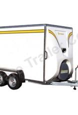 Batesons Bateson 300V Twin Axle Box Trailer | Fieldfare Trailer Centre