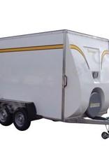 Batesons Bateson 360V Twin Axle Box Trailer | Fieldfare Trailer Centre