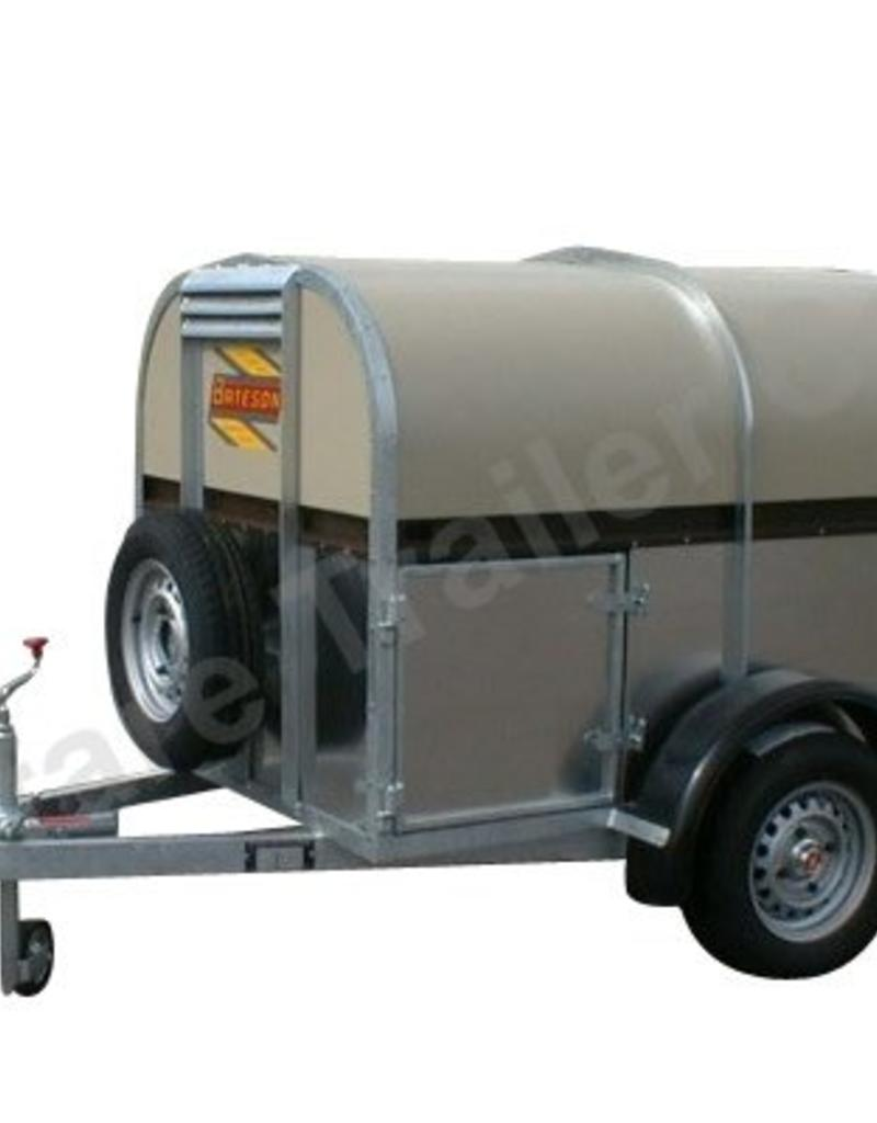 Batesons Bateson 12LT Single Axle Livestock Trailer| Fieldfare Trailer Centre