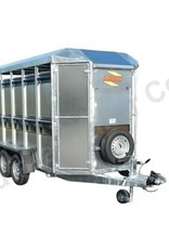Batesons Eurostock 336L Triple Axle Livestock Trailer | Fieldfare Trailer Centre