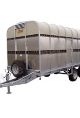 Batesons Bateson 90LT Double Axle Livestock Trailer | Fieldfare Trailer Centre