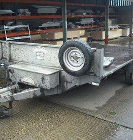 Graham Edwards Used Graham Edwards Beavertail Transporter Trailer