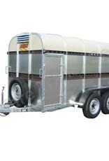 Batesons Bateson 47LT Double Axle Livestock Trailer| Fieldfare Trailer Centre
