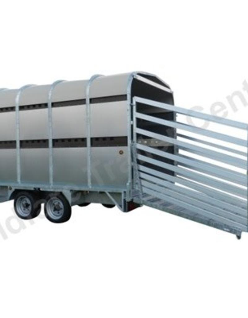 Batesons Bateson 50LT Double Axle Livestock Trailer| Fieldfare Trailer Centre