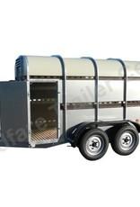 Batesons Bateson 45LT Double Axle Livestock Trailer| Fieldfare Trailer Centre