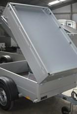 Anssems Anseems GT500 151 Light Goods Trailer with Lid| Fieldfare Trailer Centre