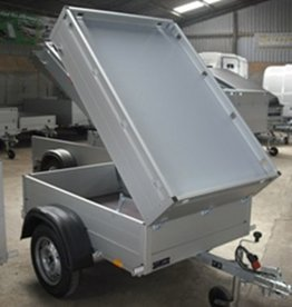 Anssems Anseems GT500 151 Light Goods Trailer with Lid