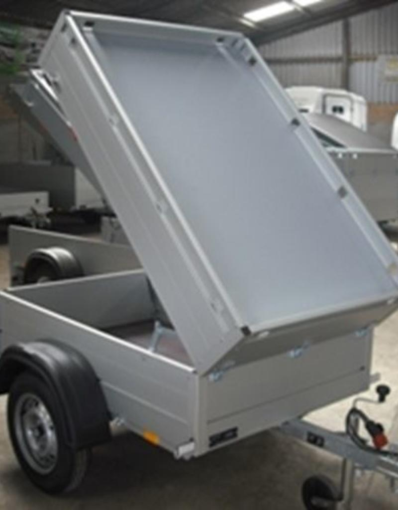Anssems Anssems GT500 151 Light Goods Trailer with Lid| Fieldfare Trailer Centre