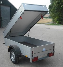 Anssems Anseems GT750-201 Light Goods Trailer with Lid