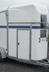 Batesons Batesons Deauville Blue Stripe Horse Box| Fieldfare Trailer Centre