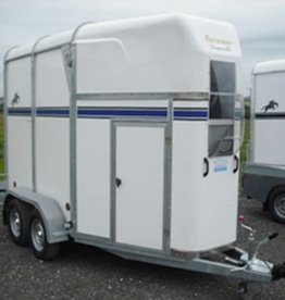 Batesons Batesons Deauville Blue Stripe Horse Box