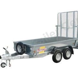 Batesons Model 0844 Bateson Twin Axle 2.4 x 1.2m Trailer