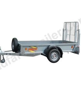 Batesons Model 0852 Bateson Single Axle 2.4 x 1.5m Trailer