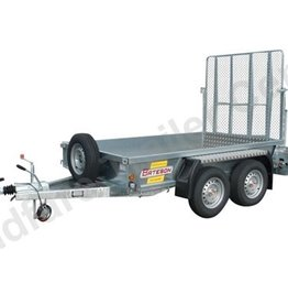 Batesons Model 0854 Bateson Twin Axle 2.4 x 1.5m Trailer