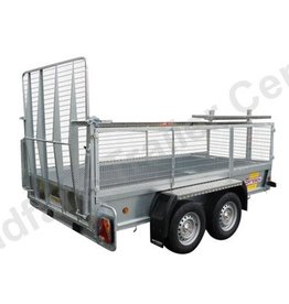 Batesons Model 1054 Bateson Twin Axle 3 x 1.5m Trailer