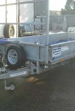 Ifor Williams Used Ifor Williams LM125 Platform Trailer| Fieldfare Trailer Centre