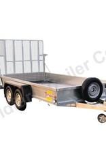 Batesons Model 1264 Bateson Twin Axle 5 x 2.3m Trailer| Fieldfare Trailer Centre