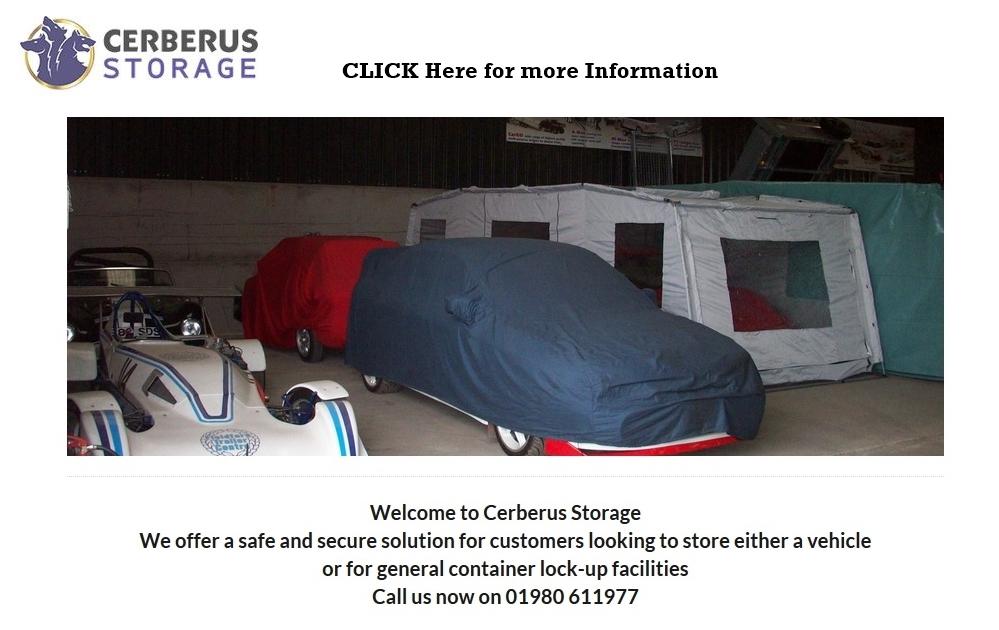 Cerberus Storage