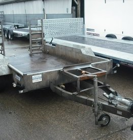 Indespension Used Indespension 3.5 Ton Plant Trailer