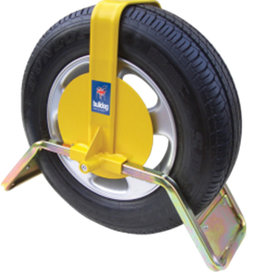 Bulldog QD11 Trailer Wheel Clamp