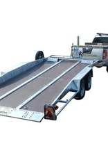 Batesons Bateson 22-15 Twin Axle 4.5 x 1.8m Transporter Trailer | Fieldfare Trailer Centre