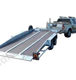 Batesons Bateson 22-15 Twin Axle 4.5 x 1.8m Transporter Trailer