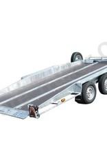 Batesons Model 27-16 Twin Axle 4.8 x 1.8m Transporter Trailer | Fieldfare Trailer Centre
