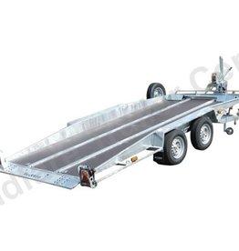 Batesons Model 27-16 Twin Axle 4.8 x 1.8m Transporter Trailer