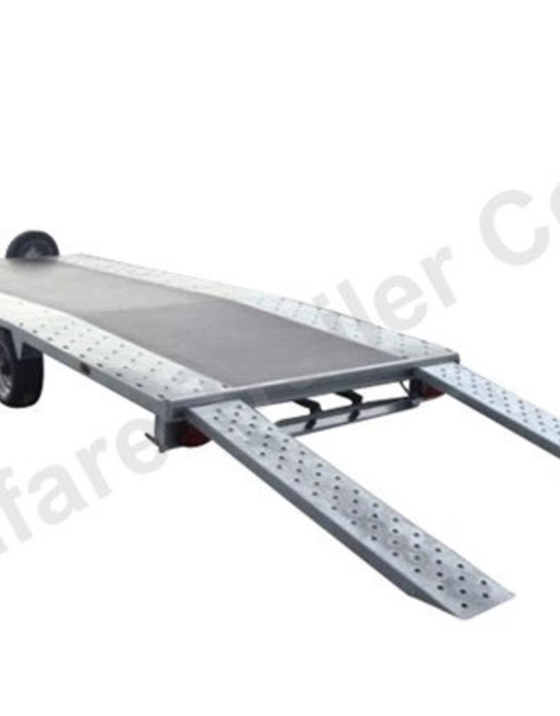 Batesons Model 35-16 4.8 x 1.8m Tilt Transporter Trailer | Fieldfare Trailer Centre