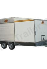 Batesons Model 27-16T Enclosed Tilt Transporter Trailer | Fieldfare Trailer Centre