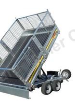 Batesons Bateson 353H Twin Axle 3.5 Ton Hydraulic Trailer   Fieldfare Trailer Centre
